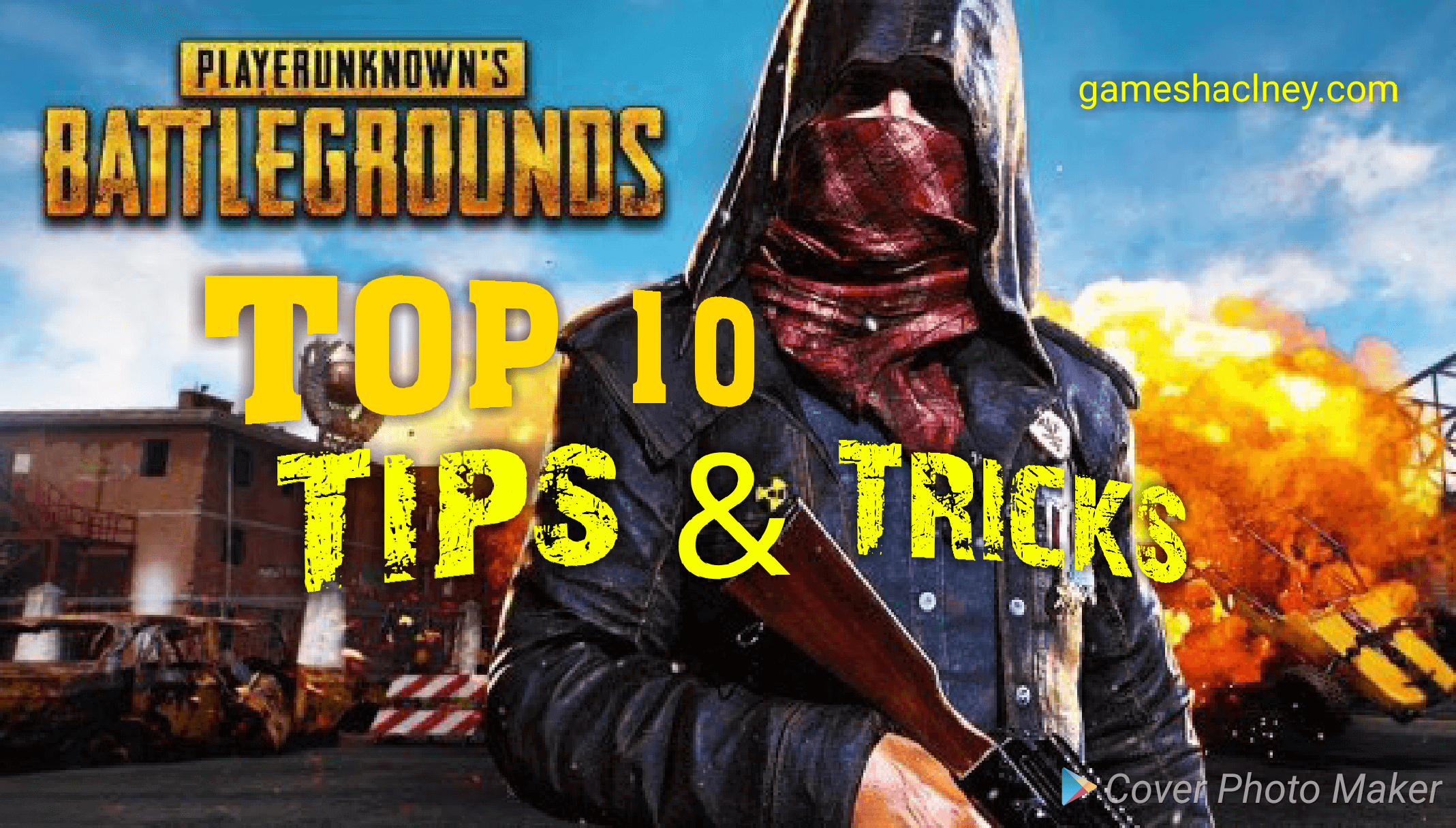 Top 10 Tips And Tricks To Improve Your PUBG Mobile Game