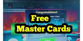 Free Master Cards For 8 Ball Pool Pro Membership